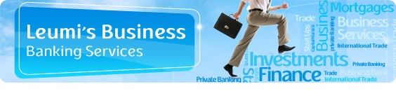 Welcome to Leumi Business Banking Services