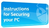 Instructions for Securing Your PC